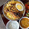 Organic Hyderabadi Chicken Dum Biryani
